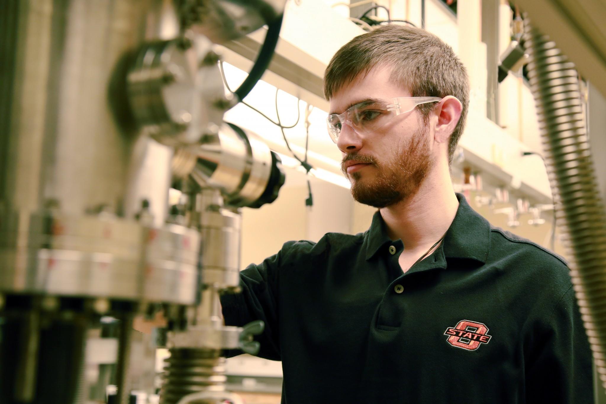Tech Center Student